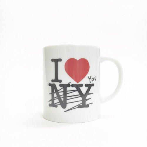 < kurry > i love you マグカップ