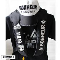 BONHEUR ライフジャケット/ブラック