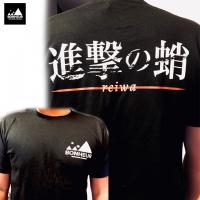 BONHEUR 進撃の蛸Tシャツ