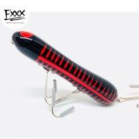 筆FXXX 新作pole 赤骨カラー