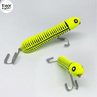 筆FXXX pole 蛍光イエロー骨カラー