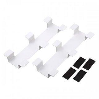 サンワサプライ タブレット収納保管庫用ケーブルフックバー(2個セット) CAI-CABCHB1W