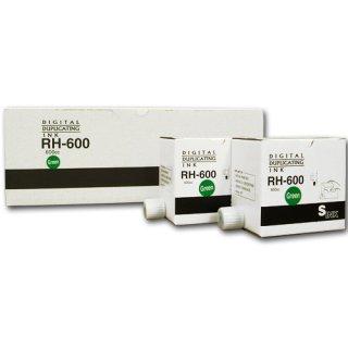 【リコー・エディシス・ミノルタ対応】 RH600(RH-600) インク 緑 20本 汎用品