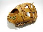 野球 ディーバイエム D×M 硬式 内野手用グラブ I-200 型付けグラブ袋刺繍無料