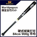 ワールドペガサス Worldpegasus 合竹バット カタログ掲載外カラー WBKBB8K 高校野球