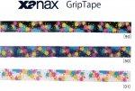 野球 ザナックス XANAX グリップテープ スプラッシュ柄 BGF-29 ブラック