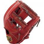 野球 ゼット ZETT プロステイタス 硬式グラブ 内野手用 【型付け無料】 BPROG760 サイズ4