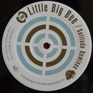 """LITTLE BIG BEE / SOLITUDE REMIXES(12"""")"""