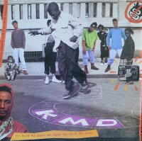 KMD / MR. HOOD (LP)