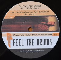 Synergy and Dan X / Feel The Drums (12