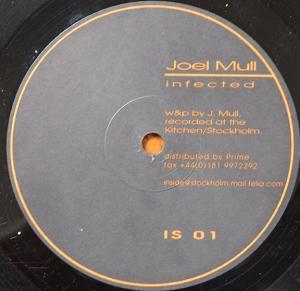 """Joel Mull / Infected (12"""")"""