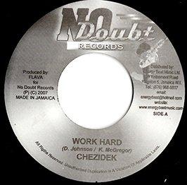 CHEZIDEK / WORK HARD (7