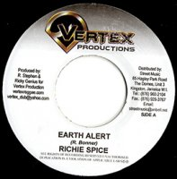 Richie Spice / Earth Alert (7