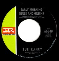 SUE RANEY / KNOWING WHEN TO LEAVE(7
