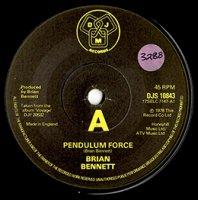 Brian Bennett / Pendulum Force(7
