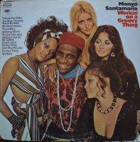 Mongo Santamaria / Workin' On A Groovy Thing(LP)