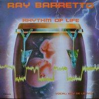Ray Barretto / Rhythm Of Life(LP)