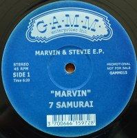 7 SAMURAI / MARVIN & STEVIE E.P.(12