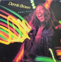 DENNIS BROWN / FOUL PLAY(LP)