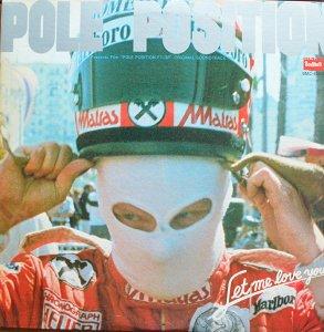 O.S.T. (Brown Rice・tinna) / Pole Position  (LP)