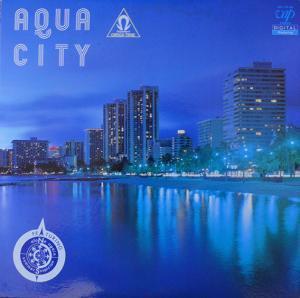 S.KIYOTAKA&OMEGA TRIBE / AQUA CITY(LP)