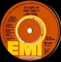 Kellee Patterson / If It Don't Fit, Don't Force It (7