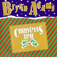 BRYAN ADAMS / CHRISTMAS TIME (7