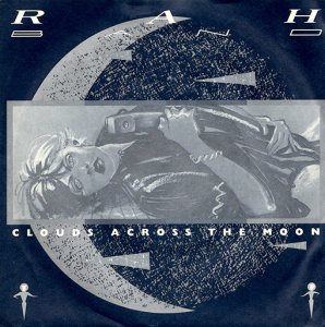 "RAH BAND / CLOUDS ACROSS THE MOON (7"")"