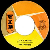 SPINNERS / IT'S A SHAME(7