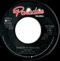 Leon & Mary Russell / Rainbow In Your Eyes(7