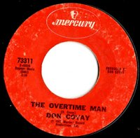 Don Covay / The Overtime Man(7