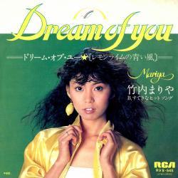"""竹内まりや / DREAM OF YOU(7"""")"""