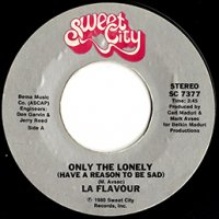 La Flavour / Only The Lonely (Have A Reason To Be Sad)(7