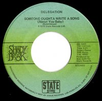 Delegation / Someone Ought A Write A Song / Mr. Heartbreak(7