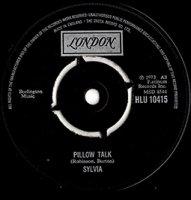 "SYLVIA / PILLOW TALK (7"")"