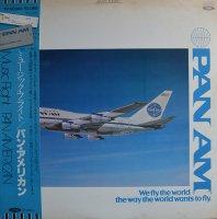 Music flight / Pan American (LP)