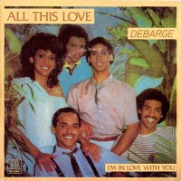 DEBARGE / ALL THIS LOVE(7