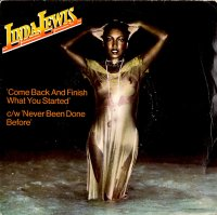 Linda Lewis / Come Back And Finish What You Started(7