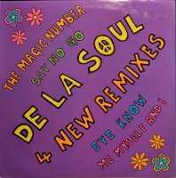 De La Soul / 4 New Remixes (12