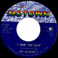 The Jackson 5 / I Want You Back / Who's Lovin You (7