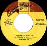MARVIN GAYE	 / WHAT'S GOING ON (7