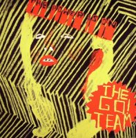 The Go! Team / The Power Is On (12