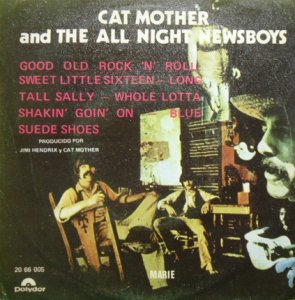 Cat Mother And The All Night Newsboys / Can You Dance To It?(7