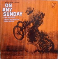 O.S.T / ON ANY SUNDAY (Dominic Frontiere) (LP)