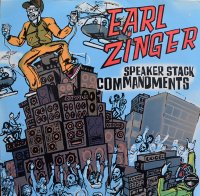 Earl Zinger / Speaker Stack Commandments (2LP)