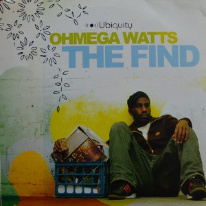 Ohmega Watts / The Find (2LP)