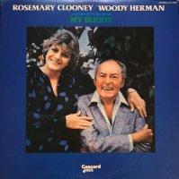 ROSEMARY CLOONEY,WOODY HERMAN & WOODY'S BIG BAND / MY BUDDY (LP)