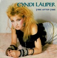 Cyndi Lauper / Time After Time (7