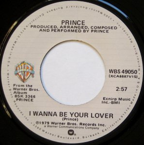 Prince / I Wanna Be Your Lover / My Love Is Forever (7