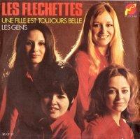 Les Flechettes / Les Gens (7